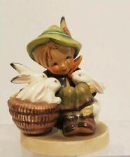 Vintage Hummel Figurine Playmates 58/0. Western Germany. NR