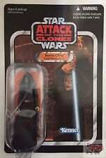 """BARRISS OFFEE VC51 Star Wars HASBRO AOTC PUNCHED 2011 3.75"""" INCH No Form FIGURE"""