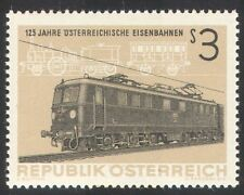 Austria 1962 Trains/Steam Engine/Railways/Rail/Transport 1v (n23502)