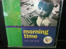 MORNING TIME RISE & SHINE (CD) PARENT TIME CLUB MUSIC
