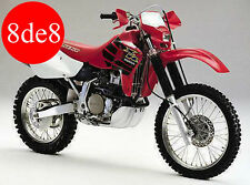 Honda XR 650 R (2000) - Workshop Manual on CD