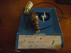 Oxygen Sensor,Fits Many 1989 - 1982 Merkur, Renault, Jeep, Mercury & Ford Apps.