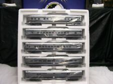 Illinois Central 5-Car 70' ABS Passenger Set Smooth Dealer Appreciation Program