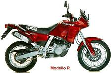 SERIES STICKERS DECALS APRILIA PEGASO 650 ROSSO MADERA 1992/1996 8137480