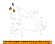 GM OEM-Door Hinge-Lower 19354133