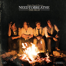 Needtobreathe • The Heat CD 2007 Atlantic Records •• NEW ••