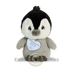 """8.5"""" Precious Moments Penguin - Pepper Toy Cuddle Stuffed Animal Play"""