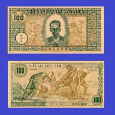 Vietnam 100 dong 1946 UNC - Reproduction