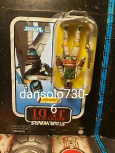 Star Wars Vintage Collection BOBA FETT VC186 **version 2 with minor card flaw**
