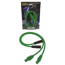 Taylor Spark Plug Wire Set 10534; Spiro Pro 8mm Lime Green for Harley-Davidson