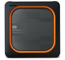 WD My Passport 500gb WLAN grau orange Wdbamj5000agy-eesn D