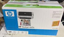 Hp Deskjet 460c Mobile Printer