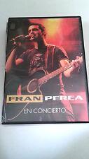 """FRAN PEREA """"EN CONCIERTO"""" DVD"""