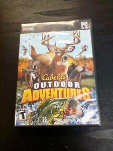 Cabela's Outdoor Adventures 2010 - PC - DVD-ROM - VERY GOOD