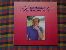 Heintje Simons Herzensmelodie LP - washed /gewaschen (Ex+ to Ex)