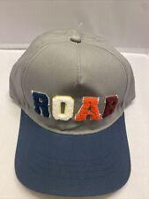365 Kids Cap Boys Ages 4-10 Letter ROAR Youth Adjustable Snapback Hat