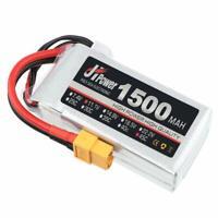 1500mAh 11,1V 3S Lipo Batterie 45C mit XT60 Stecker für RC Auto Boot LKW Heli
