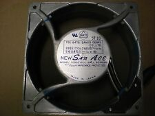 """Sanyo Denki Model 109S072UL Fan - 4-1/4"""" Diameter Blades - 230VAC - #1"""