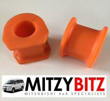 30MM FRONT ANTI ROLL BAR D BUSHES for MITSUBISHI DELICA L400 1994-2004