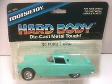 M.I.P. TootsieToy Hard Body Die Cast Metal Model 1956 Ford Thunderbird 1988