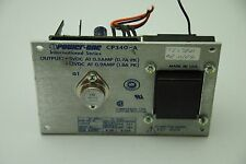 Power-One CP340-A, Power Supply