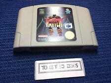 Harvest Body Nintendo 64 N64 EXCELENTE CONDICION
