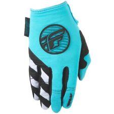 Off-Road Handschuhe FLY KINETIC Textil blau Größe 8 Damen