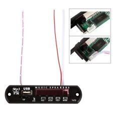 12V Audio Micro DC 5V MP3 TF Radio Decoder Board Module