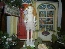 LIMITED EDITION DELUXE WOOD NUTCRACKER SUITE * SUGAR PLUM FAIRY * CHRISTMAS RARE