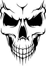 Pirate Crâne et épées Drôle Voiture //// Van//Fenêtre VW DUB Euro Vinyl Decal Sticker