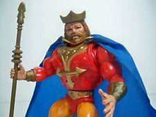 K1977711 KING RANDOR 100% COMPLETE HE-MAN 1986 MOTU MATTEL ORIGINAL VINTAGE
