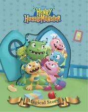 Disney Junior Henry Hugglemonster Magical Story, New, Disney Book