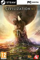 Civilization VI - PC Steam game Digital Card - Global