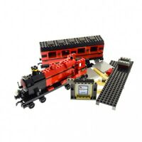 1 x Lego System Set Harry Potter Zug 9V 4708 Hogwarts Express Eisenbahn rot inco