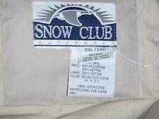 Snow club xxl down winter parka for men