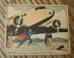 1940 SUPERMAN #38 MAROONED IN THE CLOUDS