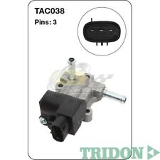 TRIDON IAC VALVES FOR Toyota Hilux RZN149/154/169/174 04/05-2.7L   Petrol TAC038