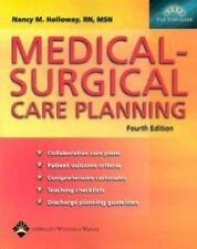 Medical-Surgical Care Planning, Fourth Edition