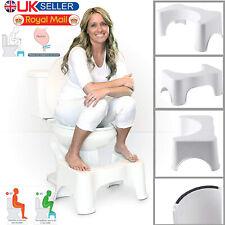 Bathroom Potty Step Plastic Stool Kids Training Seat Squat Piles Children Slip