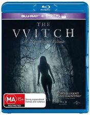 The Witch (Blu-ray, 2016)