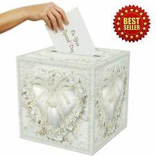 Wedding Card Box Money Holder Party Reception Gift Envelope Collections Boxes
