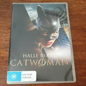 Catwoman DVD R4 Like New! FREE POST