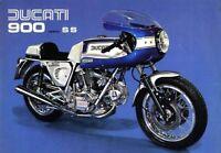 Ducati Bevel 900/750 SS Super Sport Seat Cafe Race Universal Single Seat 1975-78