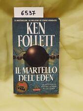 Il martello dell'eden ken Follett ATT tascabile