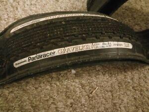 Panaracer gravelking SK 700x32c gravel folding tyre