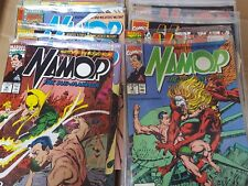 from Avengers comic lot NAMOR 1-27 vf+ bagged