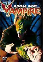 Atom Age Vampire [New DVD] Black & White