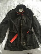 National Geographic Outerwear Trench Parka Windproof Hunter Safari Jacket