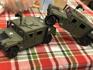 1:18 Hmmwv Humvee Hummer Military Model Diecast Car Toy Truck M998 1045 1023
