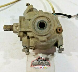 2015 POLARIS SPORTSMAN XP1000, FRONT GEARCASE DIFF DIFFERENTIAL (OPS1158)